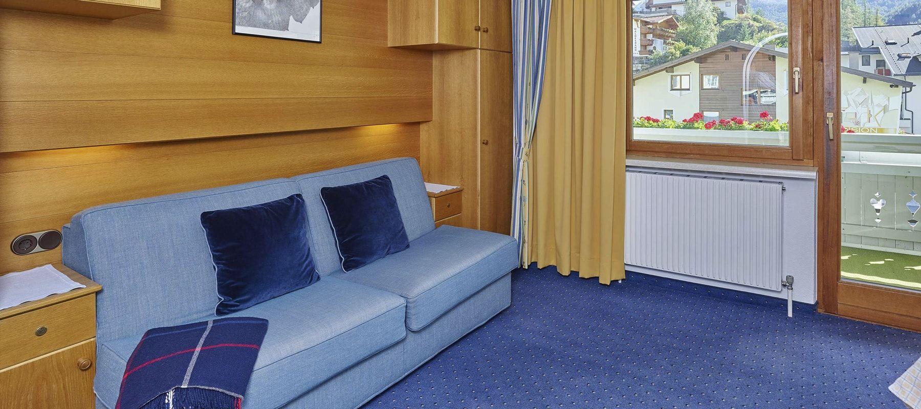 Kristiania-Wohnzimmer