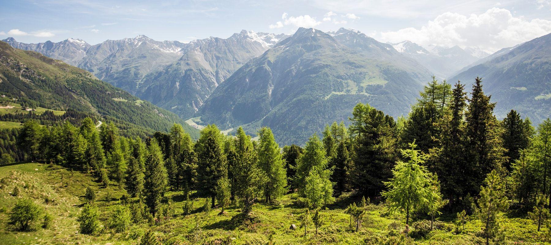 Sölden-Ötztal-Landschaft