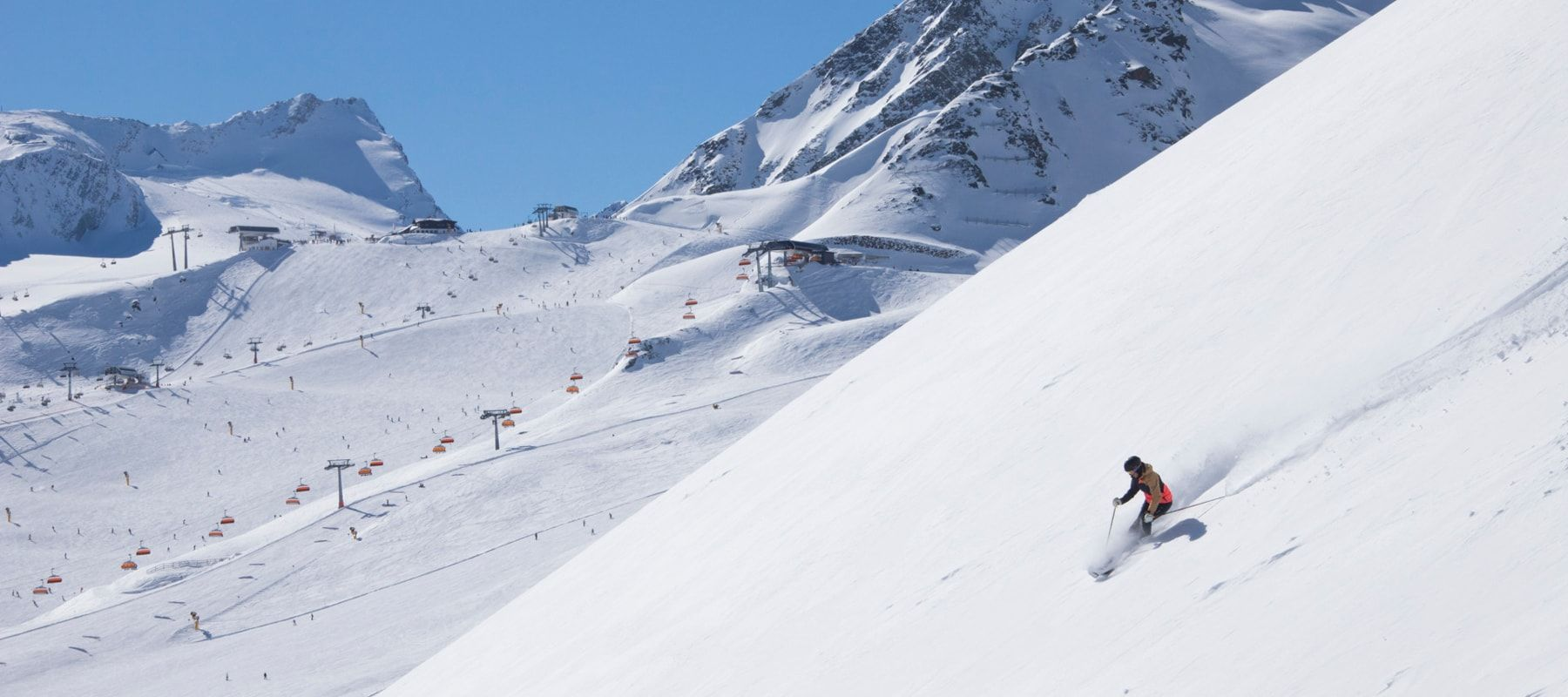 Sölden-Skiurlaub