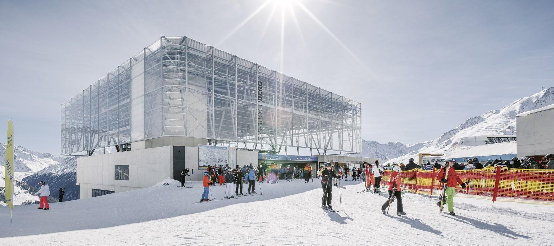 Giggijochbahn-Skigebiet-Sölden