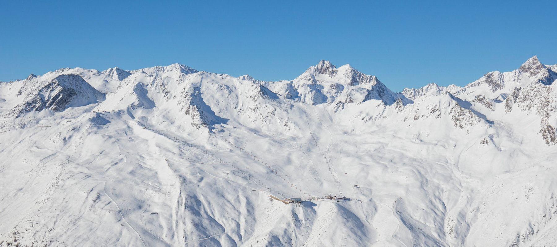 Sölden-Ötztal-Winter