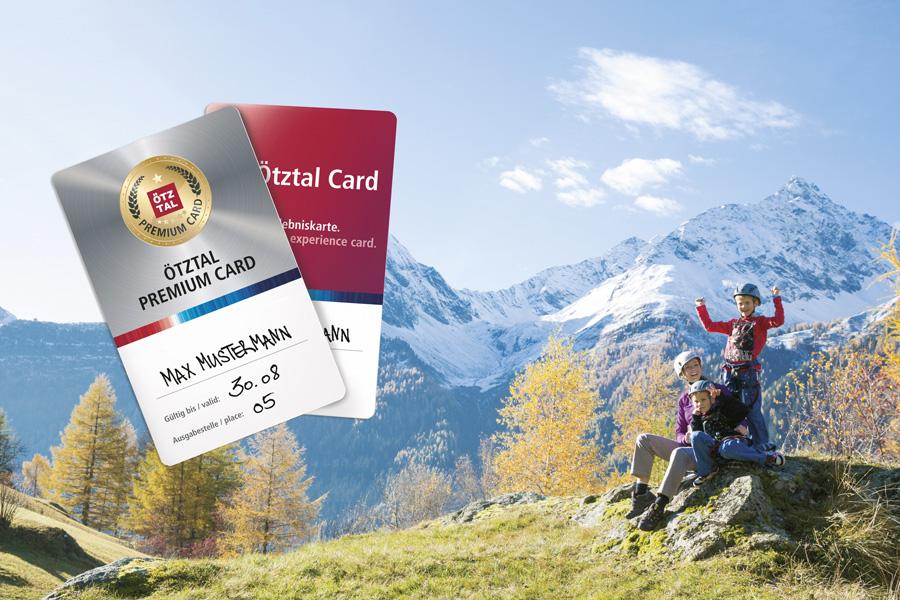 Ötztal-Premium-Card