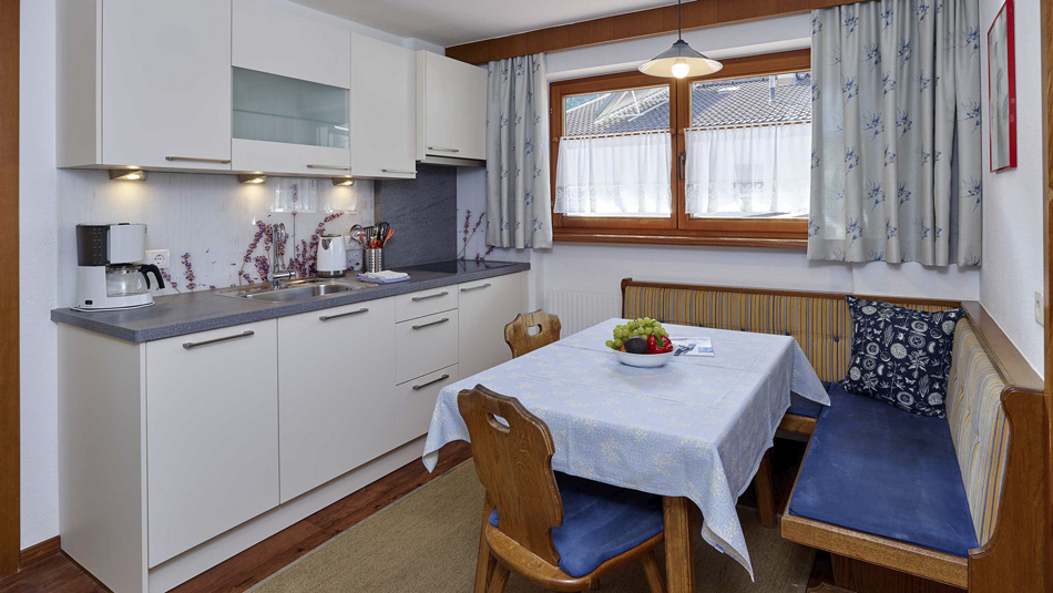Kristiania-Küche-Appartement