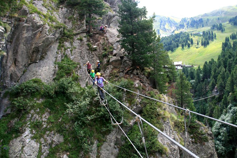 Ötztal-Klettersteig